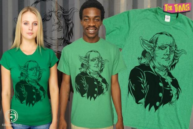 Ben Yoda T-Shirt