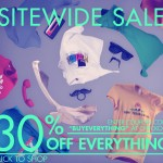 30% Off Everything at Busted Tees!