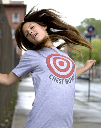 Chest Bump T-Shirt