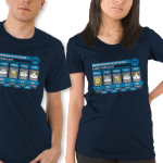 Mario Forecast T-Shirt