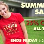 Snorg Tees Summer Sale