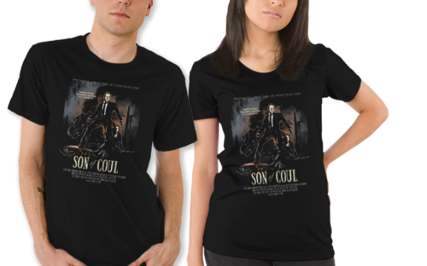 Son of Coul Avengers T-Shirt