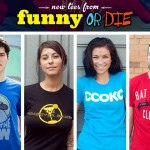 Funny or Die T-Shirts at Busted Tees