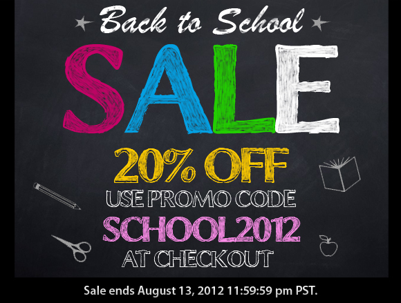604Republic Back to School Sale