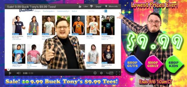 10 Buck Tony is back