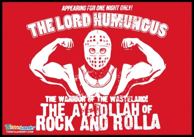 The Lord Humungus mad Max T-Shirt