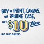 More $10 Tees at Threadless