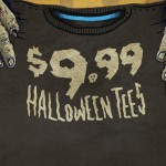 $9.99 Halloween Tees at Threadless
