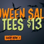 Halloween Sale TShirt Laundry