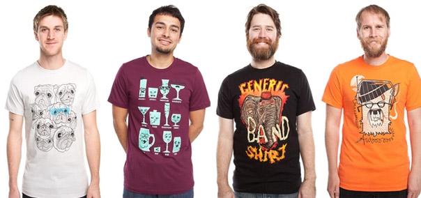 Justin White T-Shirts