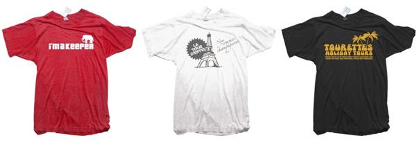 Lost Propertee T-Shirts