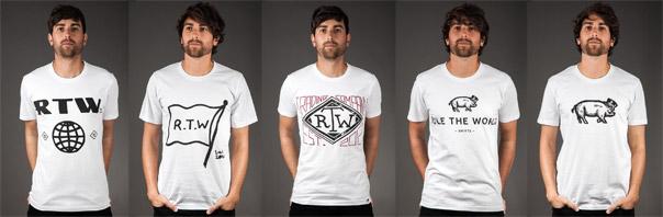 RTW Logo T-Shirts
