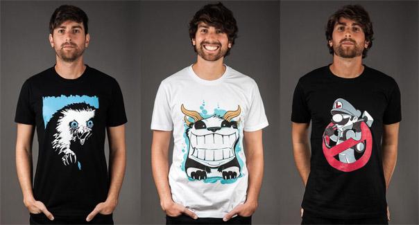 RTW T-Shirt Design Contest Winners
