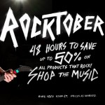 50% off Music Products at Threadless
