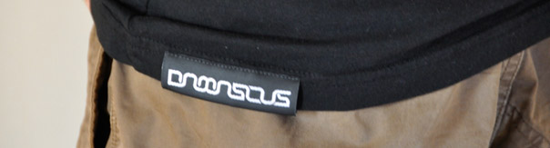 Sewn-on Tag for Damascus Apparel