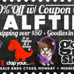 Goodie Two Sleeves 50% off Coupon