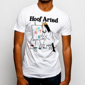 Hoof Arted T-Shirt