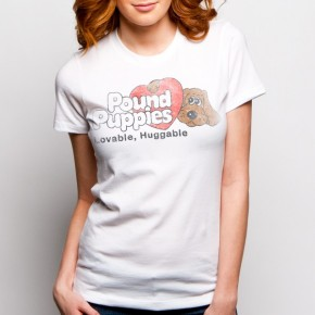 Pound Puppies Logo T-Shirt