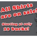 T-Shirt Bordello $10 Tees