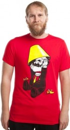 The Communist Party and Control Bear T-Shirt