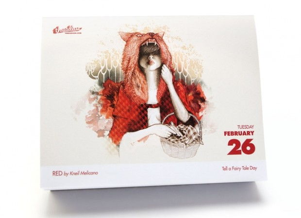 Threadless 2013 Daily Calendar