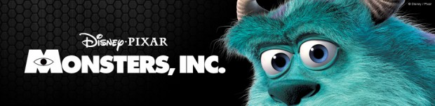 Disney Pixar Monsters Inc. T-Shirt Design Contest