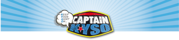 Captain KYSO Banner