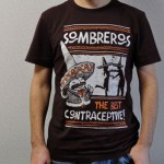 Captain-KYSO Sombreros T-Shirt