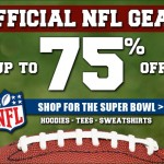Official NFL Gear Sale