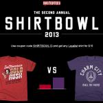 Shirt Bowl 2013