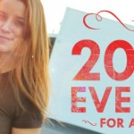 20 percent off everthing at Snorg Tees