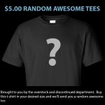 $5 Random Shirt