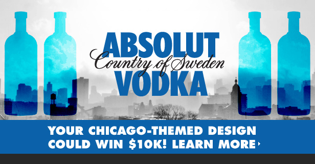 Absolut Vodka Design Contest