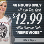 Busted Tees $12.99 T-Shirts