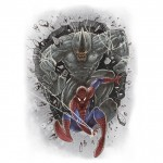 Spider-Man Collection on Threadless