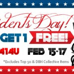 DBH President's Day Sale