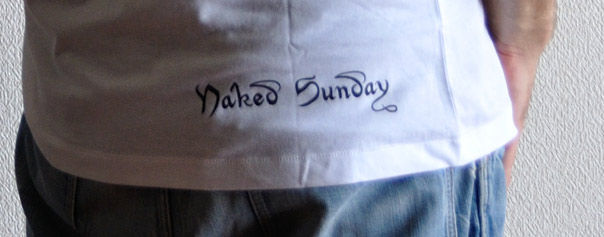 Naked Sunday Printed Logo