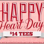 TShirt Laundry $14 Tees