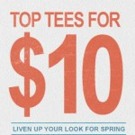$10 T-Shirts from Junk Food