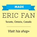 Eric Fan gets made at Threadless