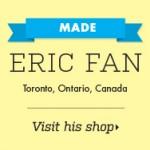 Eric Fan at Threadless