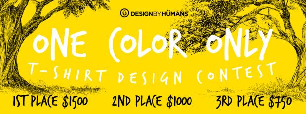 DBH One Color Only T-Shirt Design Contest