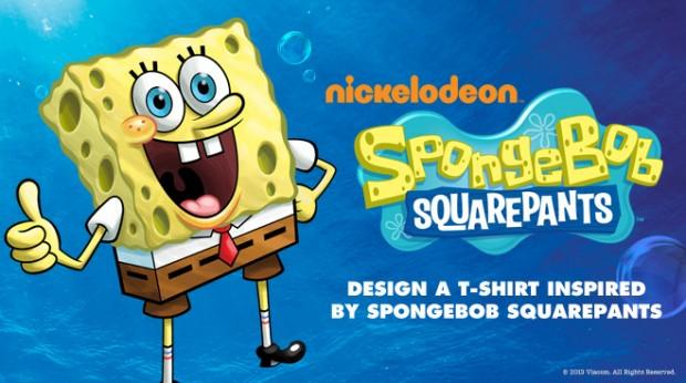 SpongeBob SquarePants Design Contest