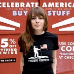 Busted Tees 35 percent off