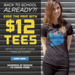 Busted Tees $12 Sale