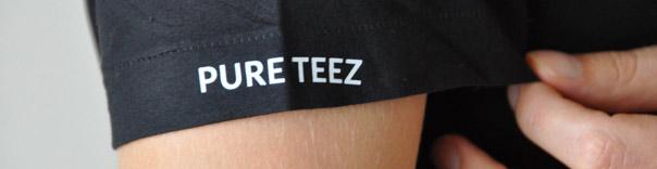 PURE TEEZ External Branding