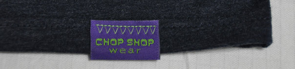 Chop Shop Wear Branding