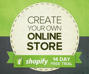Shopify Banner