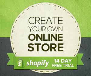 Shopify Banner