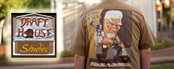 Draft House Studios T-Shirt Review